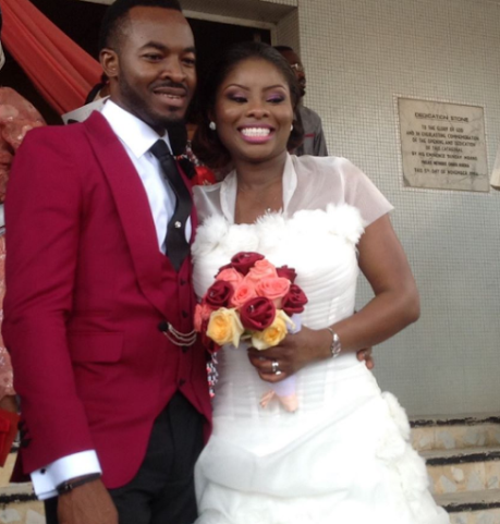OC Ukeje Weds Ibukun Loveweddingsng4