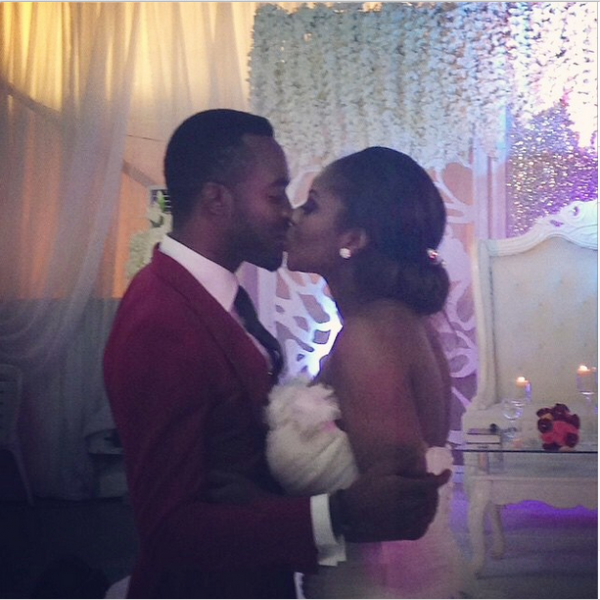 OC Ukeje Weds Ibukun Loveweddingsng6