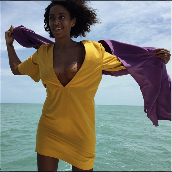 Solange Knowles Alan Ferguson Honeymoon Loveweddingsng1