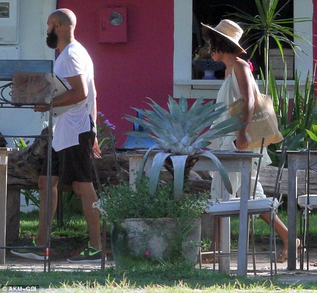 Solange Knowles Alan Ferguson Honeymoon Loveweddingsng17
