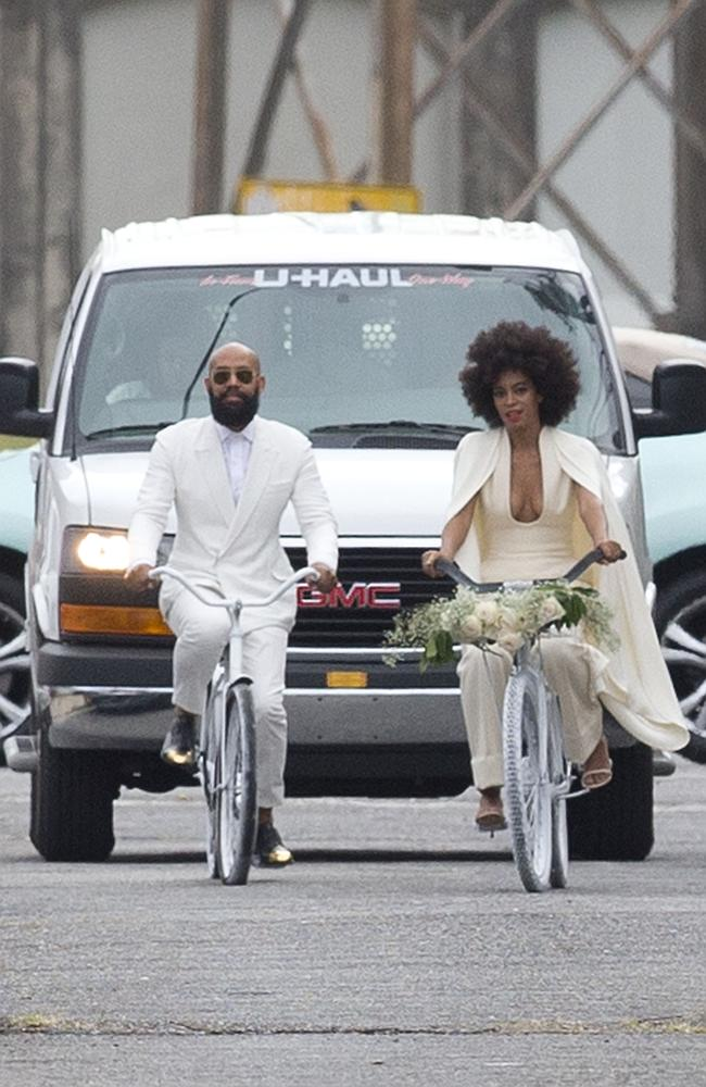 Solange Knowles Wedding Alan Ferguson Loveweddingsng8