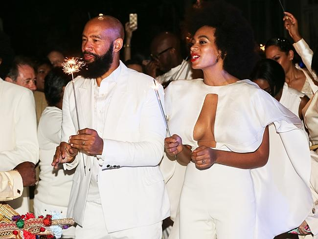 Solange Knowles Wedding Alan Ferguson Loveweddingsng9