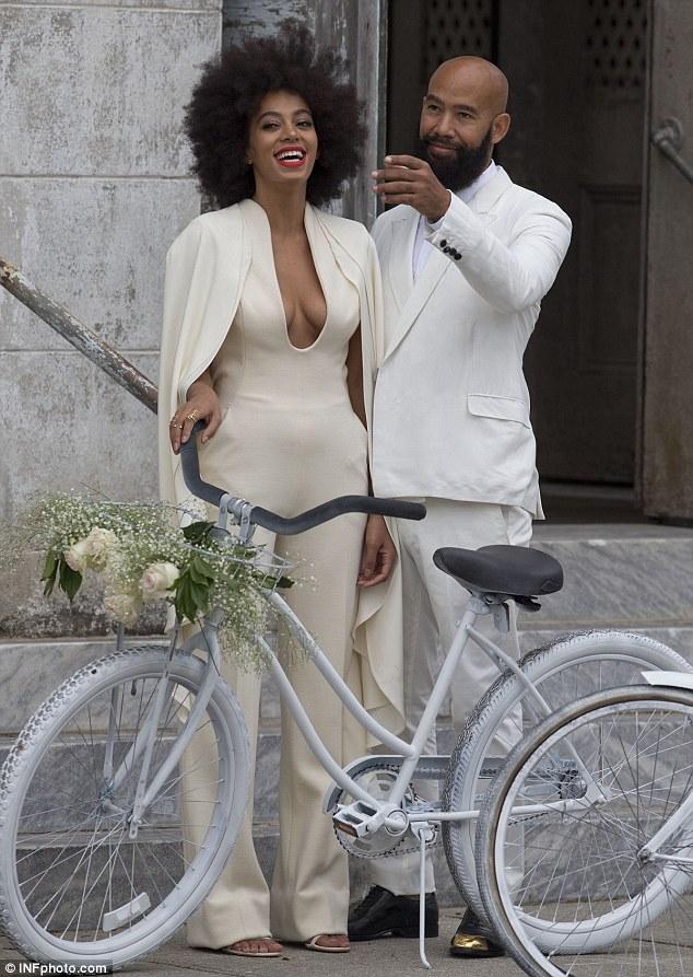 Solange Knowles Wedding Loveweddingsng6