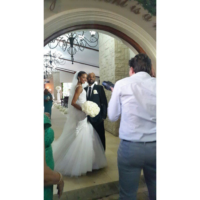 Tansey Coetzee weds Kolapo Sodeinde Loveweddingsng5