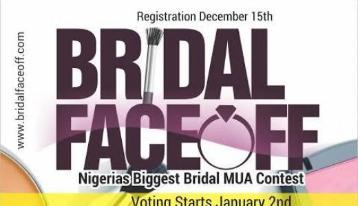 Bridal Face Off 2015 LoveweddingsNG