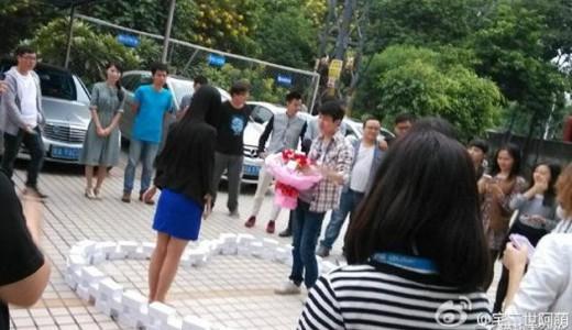 Chinese Proposal gone Wrong LoveweddingsNG