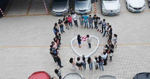 Chinese Proposal gone Wrong LoveweddingsNG1