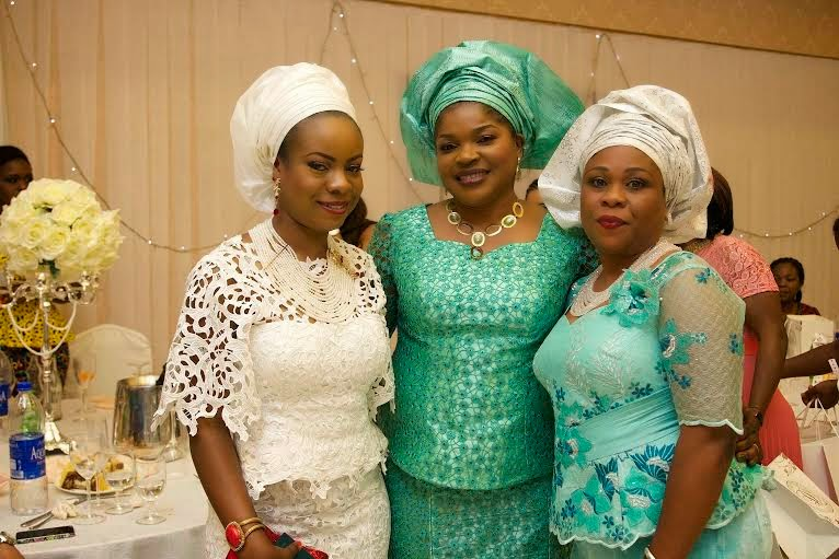 Dabota Lawson Prince Sunny Aku Wedding Loveweddingsng1