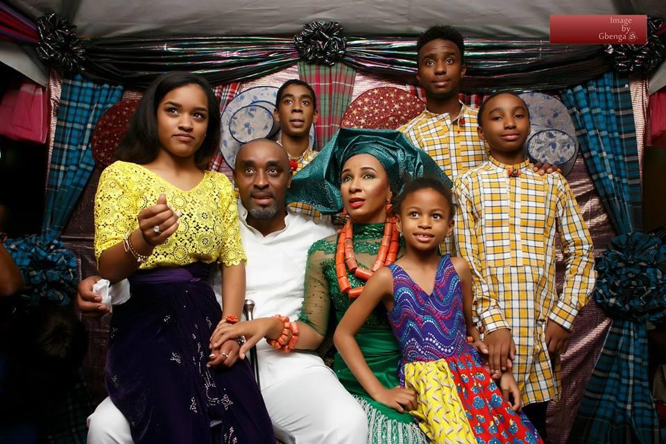 Ibinabo Fiberesima Traditional Wedding Loveweddingsng12