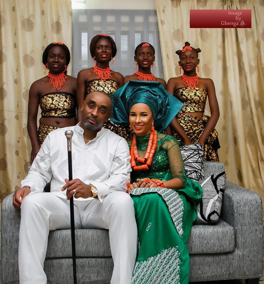Ibinabo Fiberesima Traditional Wedding Loveweddingsng5
