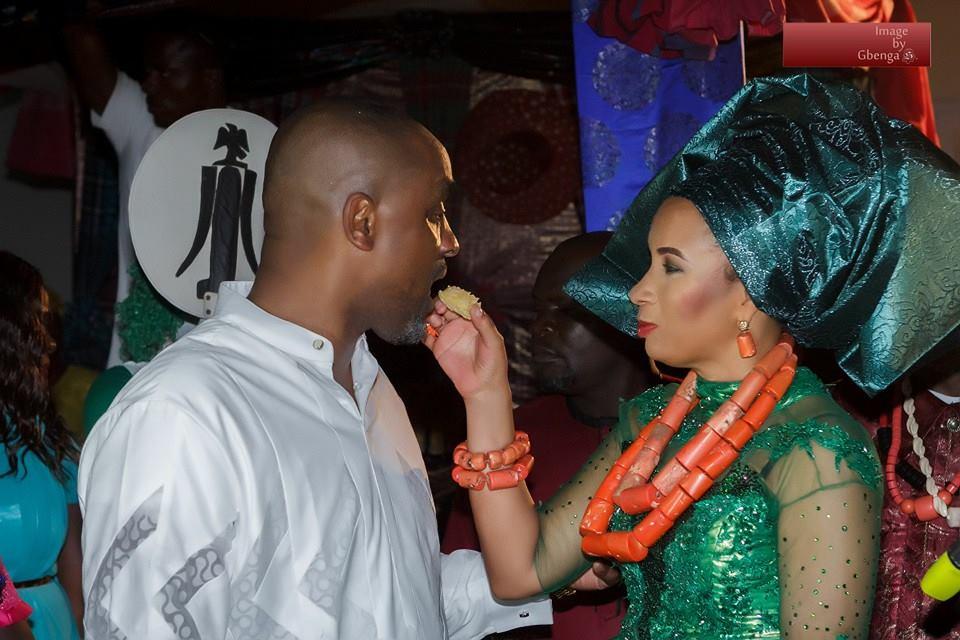 Ibinabo Fiberesima Traditional Wedding Loveweddingsng7
