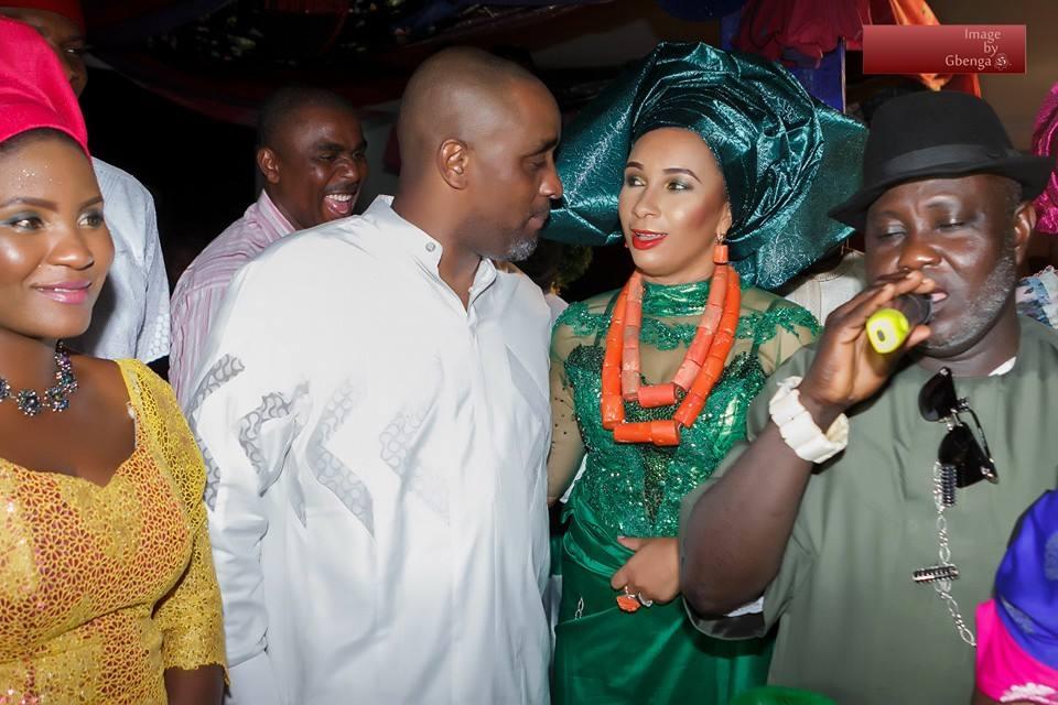 Ibinabo Fiberesima Traditional Wedding Loveweddingsng8