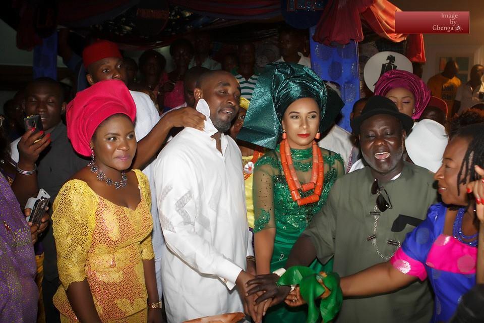 Ibinabo Fiberesima Traditional Wedding Loveweddingsng9