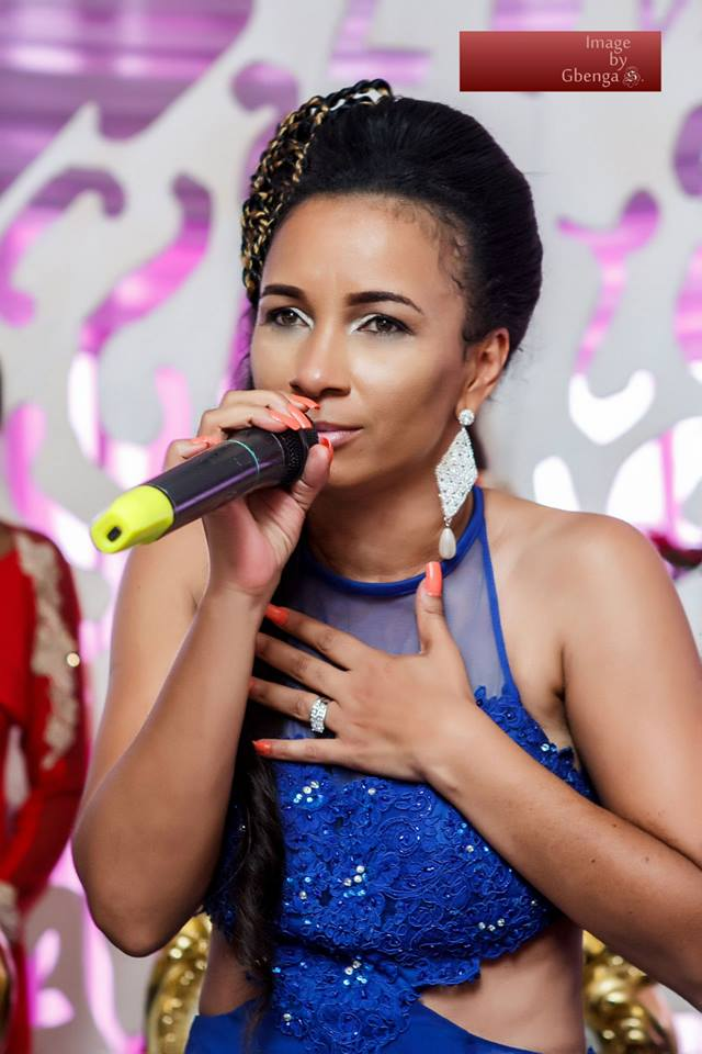 Ibinabo Fiberesimas White Wedding LoveweddingsNG15