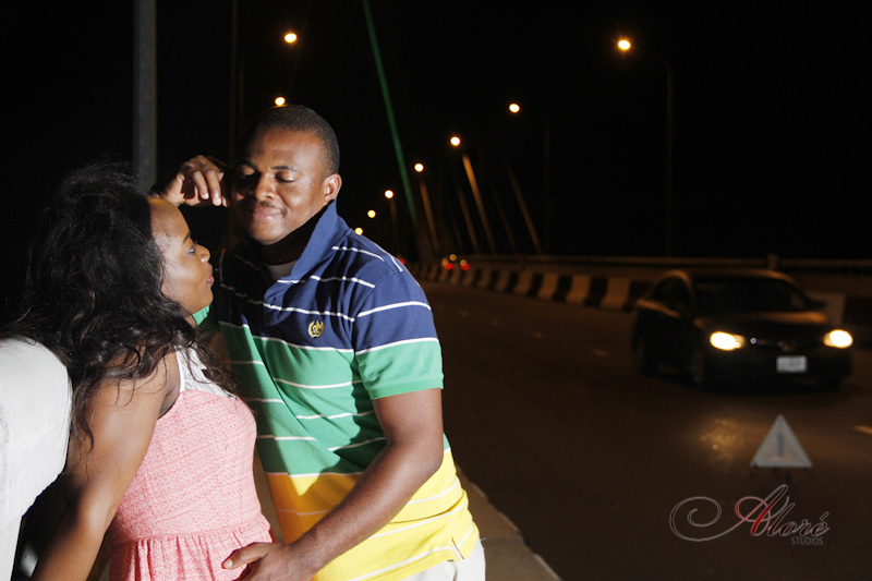 Ikoyi Lekki Bridge Prewedding Shoots We Love - Alore Studios