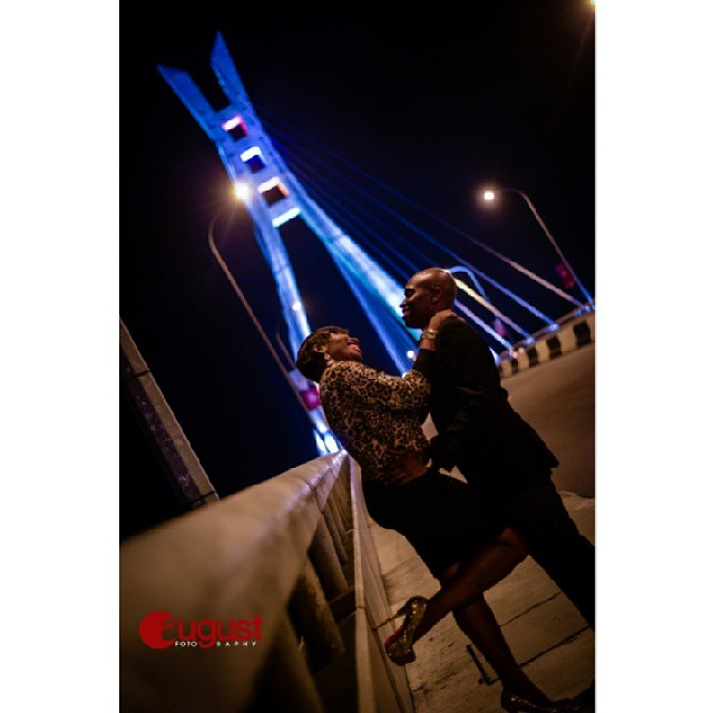 Ikoyi Lekki Bridge Prewedding Shoots We Love - August Photography