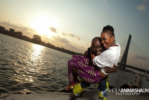 Ikoyi Lekki Bridge Prewedding Shoots We Love - Shola Animashaun1