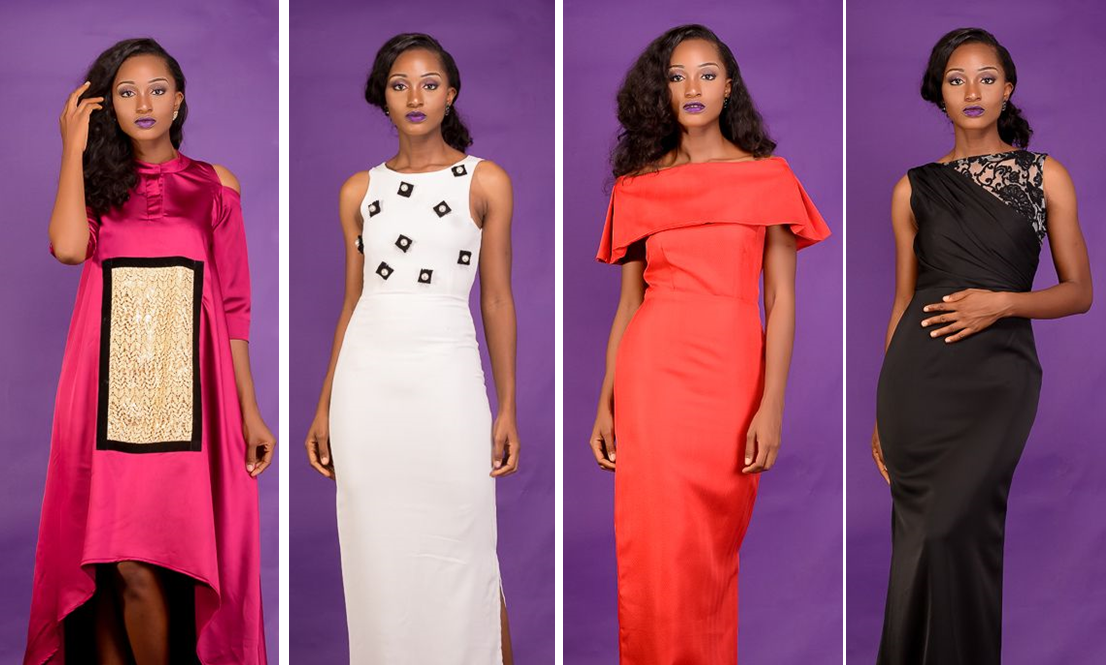 Lady Biba 2014 - Refined Opulence Collection LoveweddingsNG - Powede Lawrence feat