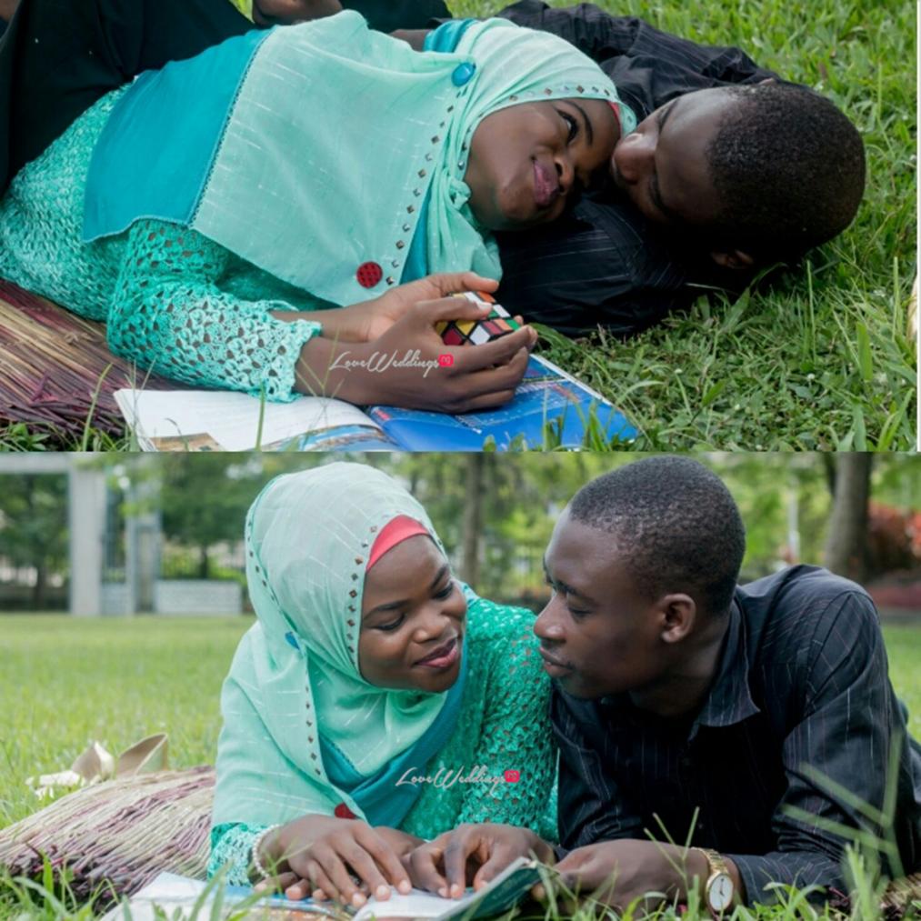 LoveweddingsNG Nigerian Prewedding Maryam and Mobolade