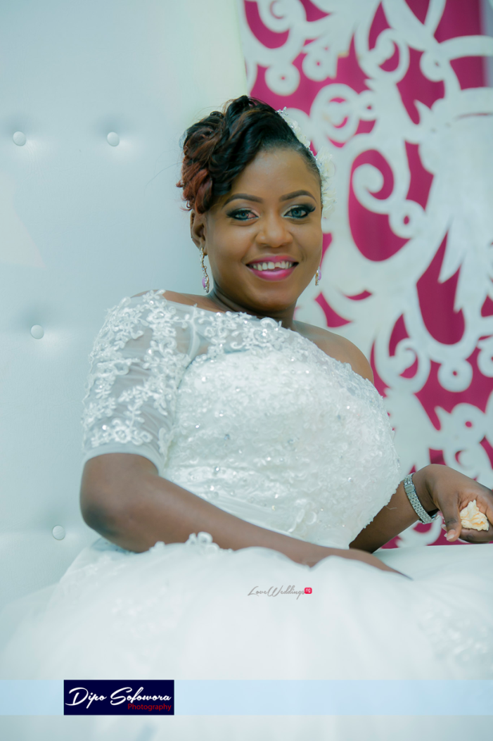 LoveweddingsNG White Wedding Lola Shola4