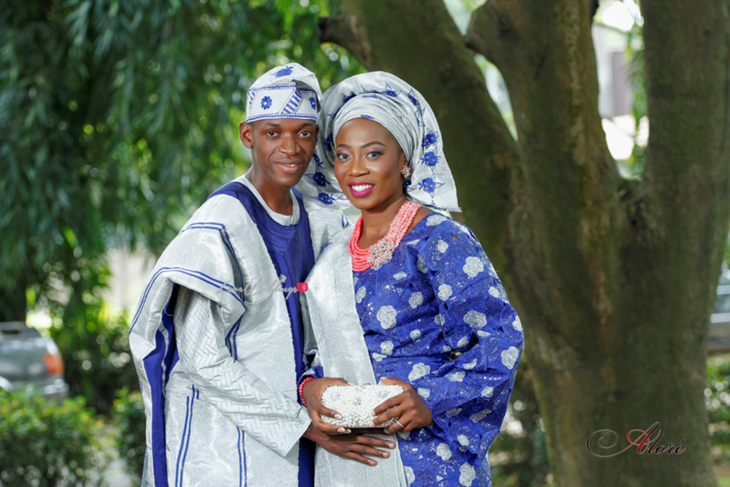 Loveweddingsng Nigerian Traditional Wedding - Olawunmi and Adeola