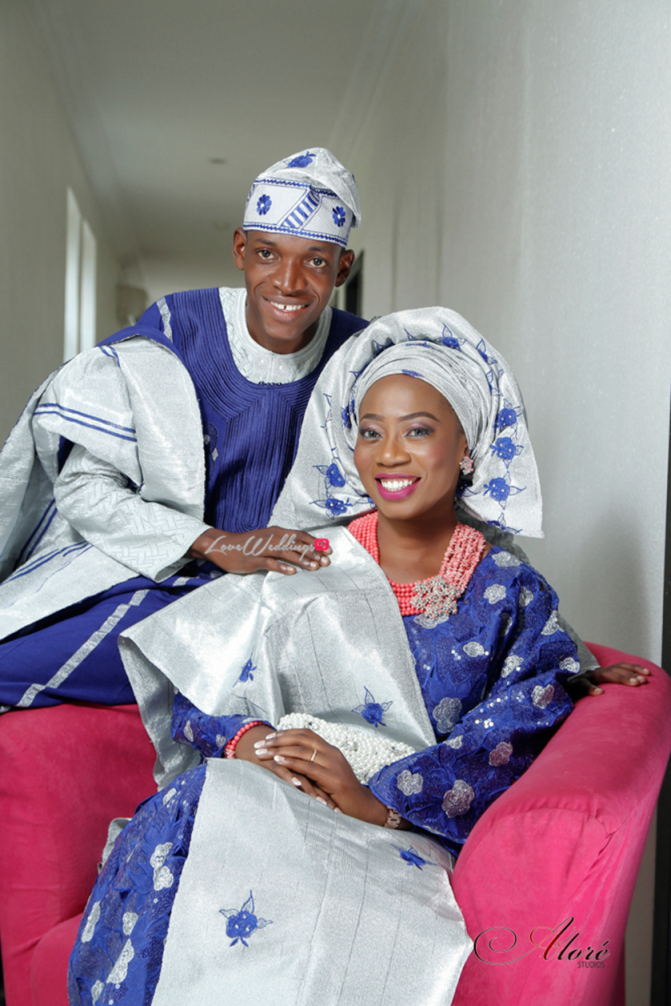 Loveweddingsng Nigerian Traditional Wedding - Olawunmi and Adeola10