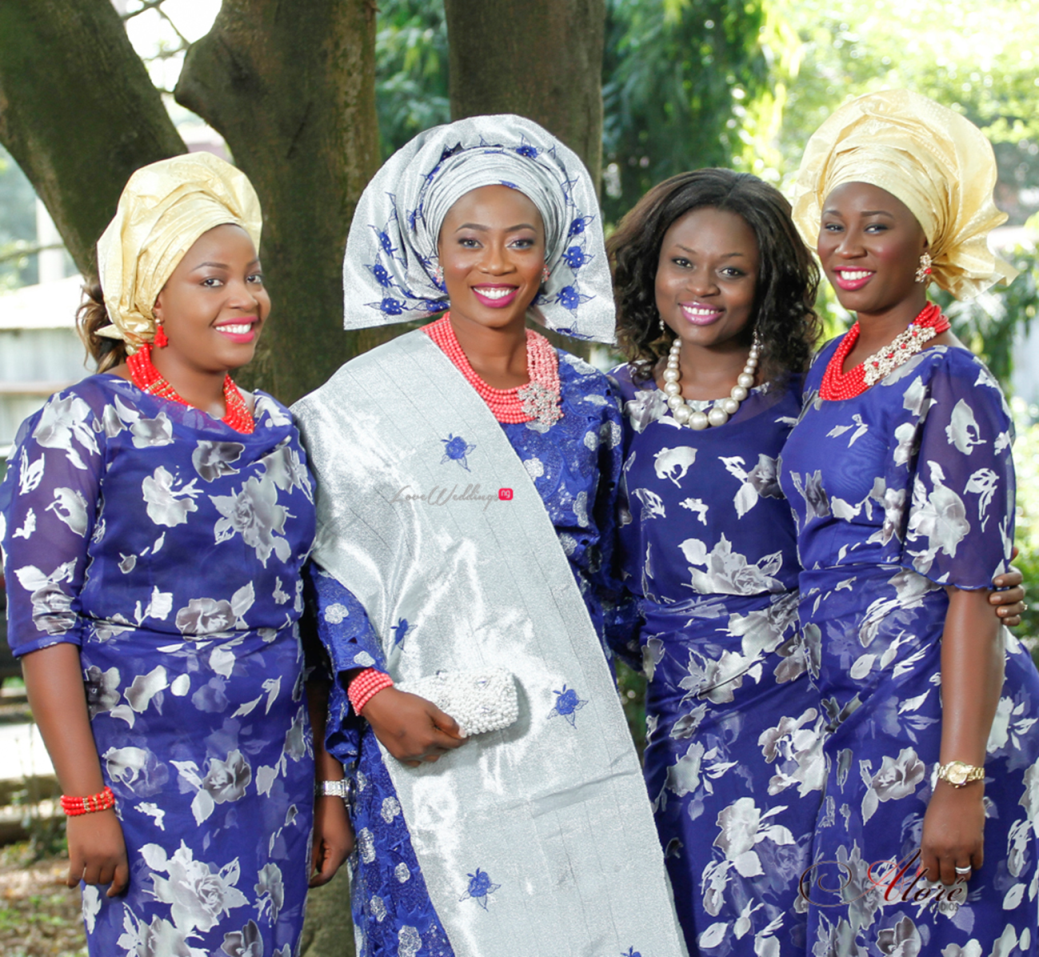 Loveweddingsng Nigerian Traditional Wedding - Olawunmi and Adeola21