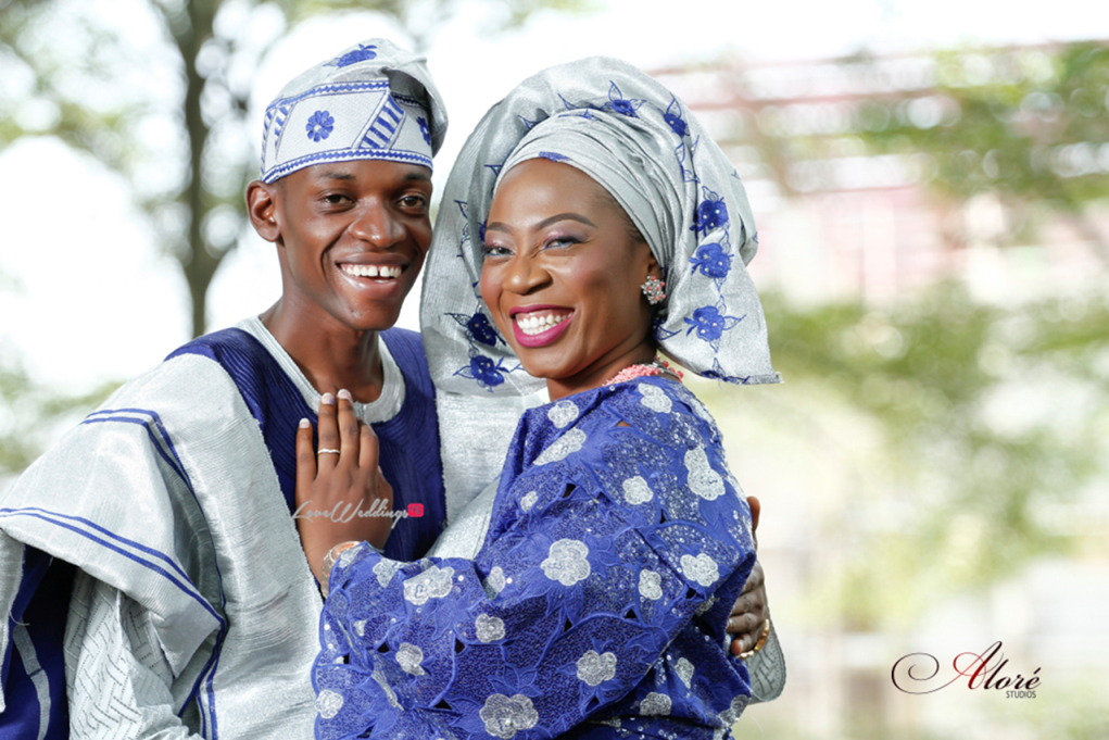 Loveweddingsng Nigerian Traditional Wedding - Olawunmi and Adeola22
