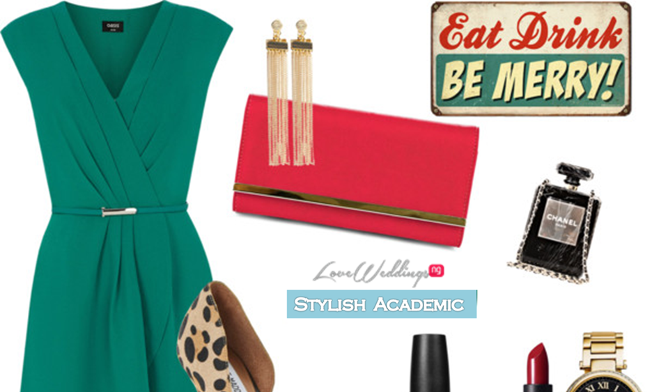 Loveweddingsng Wedding Guest Look Stylish Academic feat