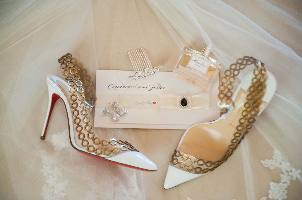 Loveweddingsng White Wedding Emmanuel and Selim