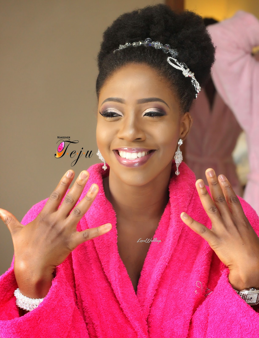 Makeovers by Teju Loveweddingsng2