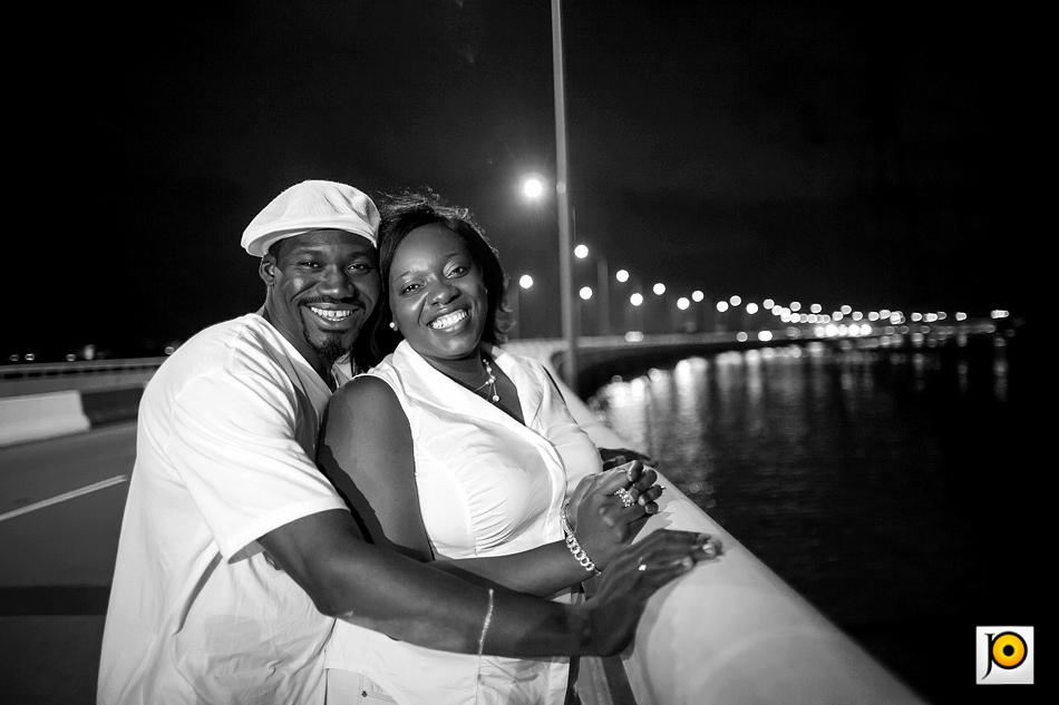 Nigerian Prewedding New Lekki Bridge - Jumoke and Omolewa jide Odukoya LoveweddingsNG