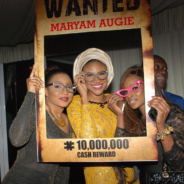 Nigerian Wedding Trend 2014 - Photo booths Loveweddingsng