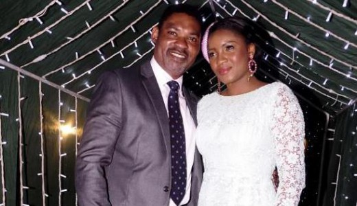 Omotola Jalade Husband Matthew Ekeinde Loveweddingsng1