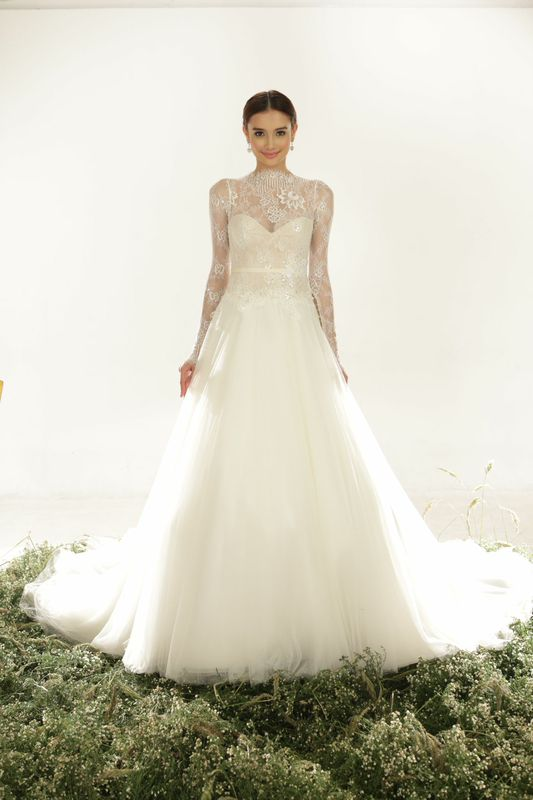 Veluz RTW 2015 LoveweddingsNG - FRANCESCA