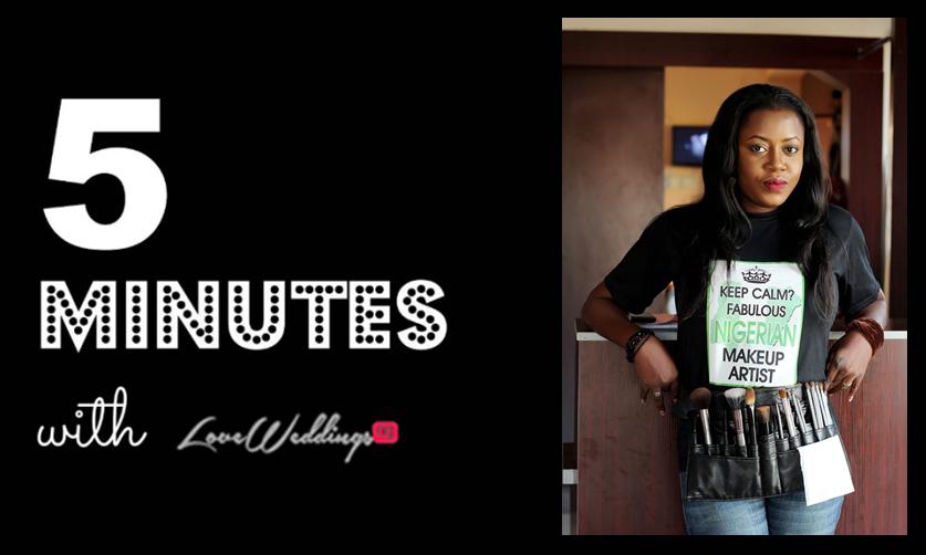 5 Minutes With Molurlahs Makeover LoveweddingsNG1