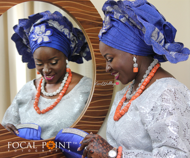 Dimeji Bankole Sister Mope Wedding LoveweddingsNG