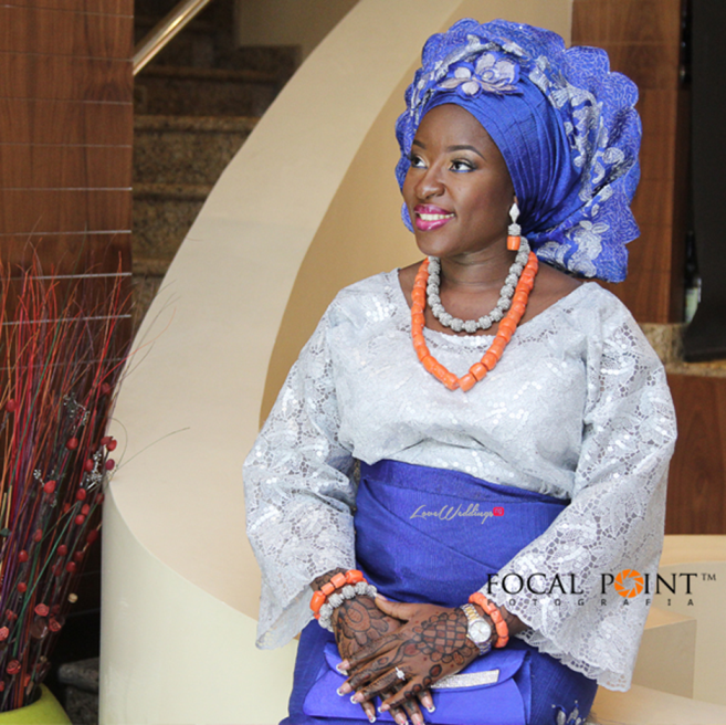 Dimeji Bankole Sister Mope Wedding LoveweddingsNG1