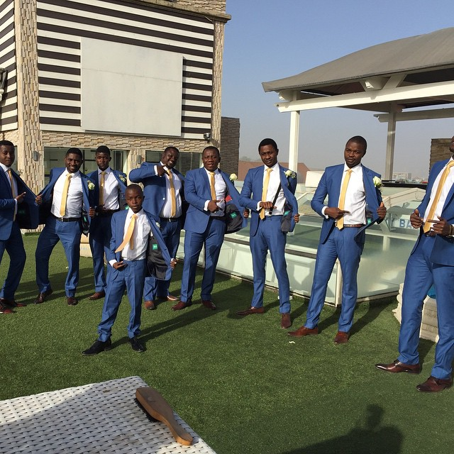 Ine Jonathan Simeon Onyemeachi Wedding LoveweddingsNG7
