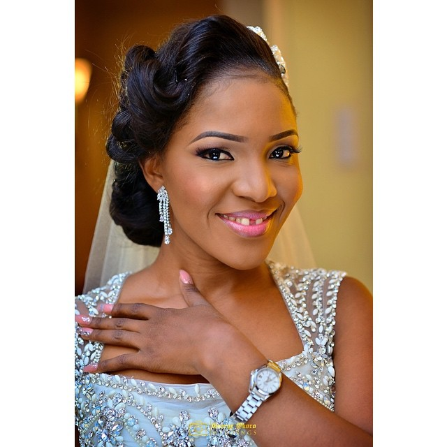 Ine Jonathan Simeon Onyemeachi White Wedding LoveweddingsNG George Okoro