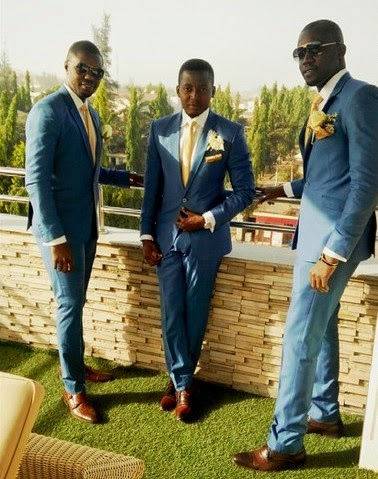 Ine Jonathan Simon Wedding LoveweddingsNG8
