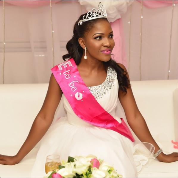 Ine President Jonathans Daughter Bridal Shower LoveweddingsNG