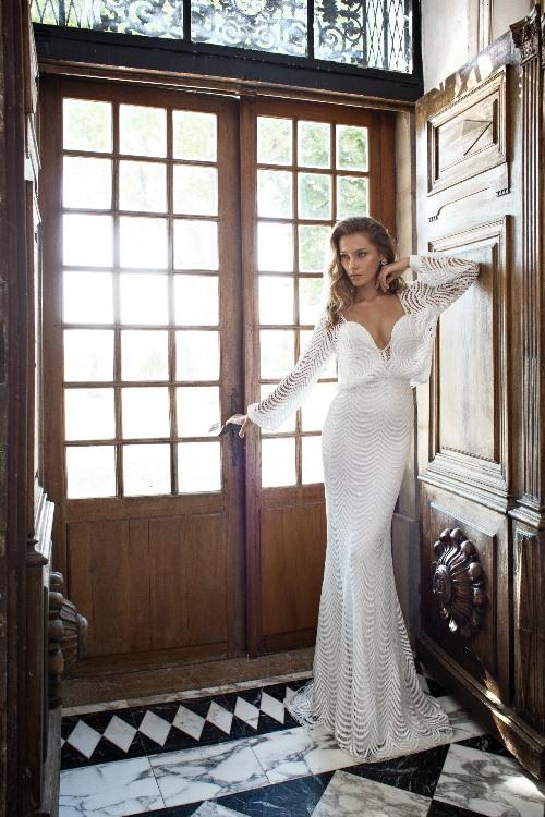 Julie Vino 2015 Provence Collection LoveweddingsNG13