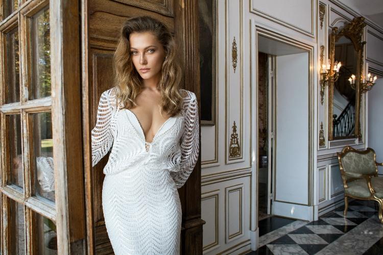 Julie Vino 2015 Provence Collection LoveweddingsNG15