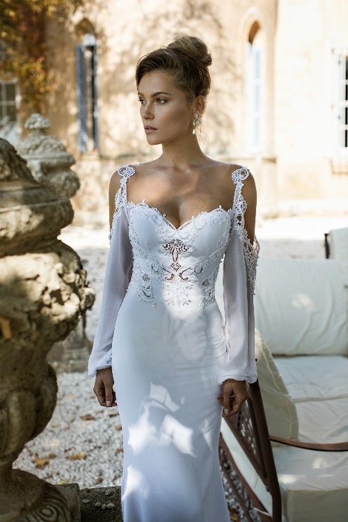 Julie Vino 2015 Provence Collection LoveweddingsNG27