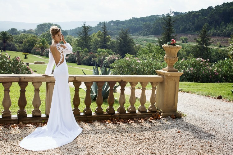 Julie Vino 2015 Provence Collection LoveweddingsNG28