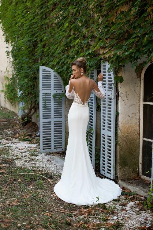 Julie Vino 2015 Provence Collection LoveweddingsNG30