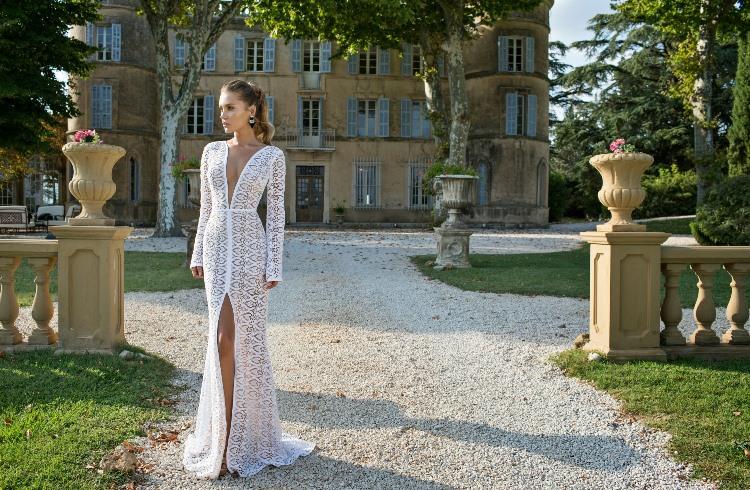 Julie Vino 2015 Provence Collection LoveweddingsNG33