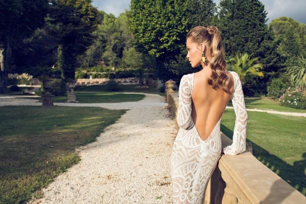 Julie Vino 2015 Provence Collection LoveweddingsNG41