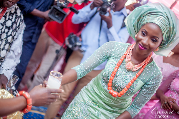 LoveweddingsNG Adanma Ohakim and Amaha Traditional Wedding Igba Nkwu51